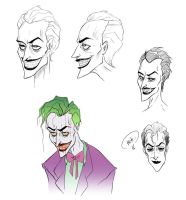 Joker Sketches by J0801