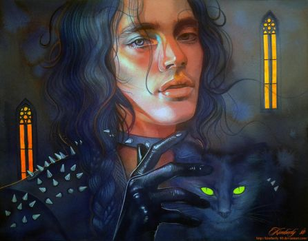Tevildo Prince of Cats by kimberly80