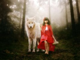 Little Red Riding Hood by JesterDae