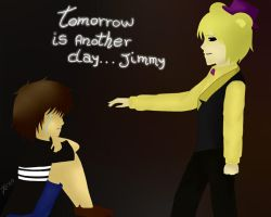 Tomorrow is another day by hino593