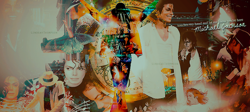 More Michael Jackson by LiindsThompson