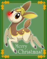 Rudolph the Red-Nosed Deerling