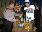 Rihanna Caught by Indonesian Police by TOYIB