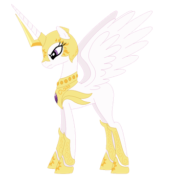 mlp armour base #1 by Cloudilicious