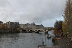Seine and Orsay by zhuravlik26