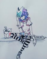 noodle by maito14