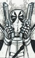 Deadpool by HadesNemesis7