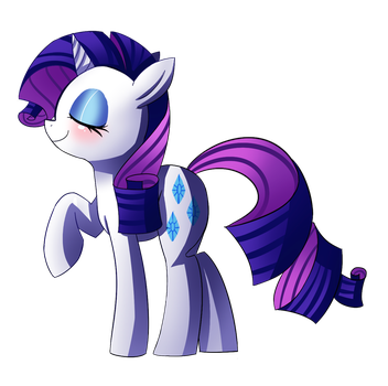 A Rarity To Behold by Mewball
