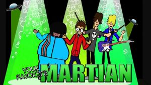 Your Favorite Martian by hexgirl911
