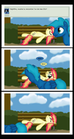 Question Time 72: Rencontre rapide by stashine-nightfire