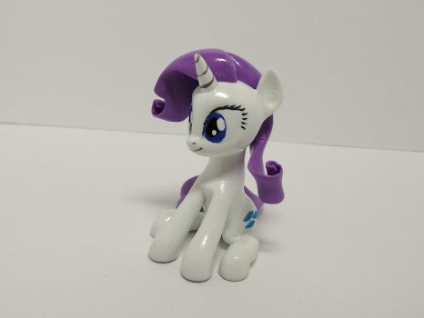 Little Rarity 3D printed by Andergrin