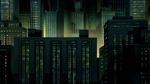 Gotham City Background 8 by PhoenixInTheSnow