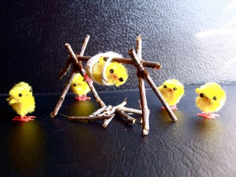 chick adventures_ cannibalism by dragorien