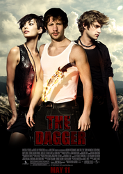 The Dagger movie poster by Highsound