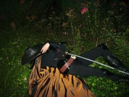Vampire Hunter D Cosplay 5 by Vlad-the-Woiwode