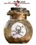 Poison flask by Arts-of-Cendrayliss