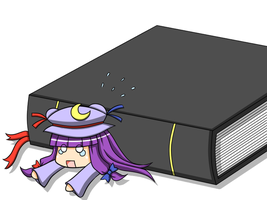 Burden of Knowledge by LunarisFuryAileron