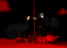 We are same. by Dream-Yaoi
