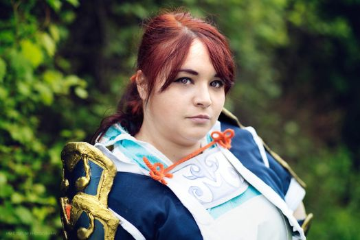 Fire Emblem: Fates - Tsubaki Cosplay by Lyricanna