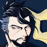 overwatch - Hanzo by asd4486