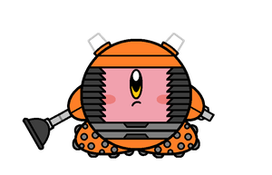 Kirby Who: Scientist Dalek (2010 - Current) by Kirby-Force