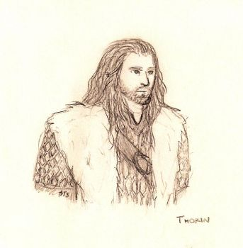 Thorin by Hta-Dreams