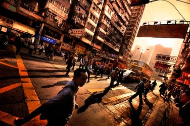 Hong Kong : Jordan by romainjl