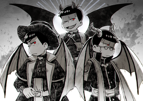 Osomatsu-San - Angel Killer by Meoon