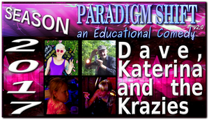 PSEC 2017 Dave Katerina and the Krazies by paradigm-shifting