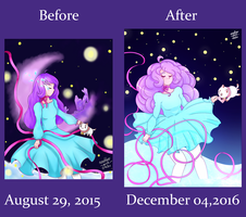Improvement Challenge by crystalphobic