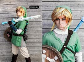 SS Link Cosplay :: At Genki-con 2014 by AdlezAxel