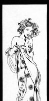 Tribute to mucha 11 by thecastor