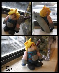 Cloud in clay by panaceanplague99
