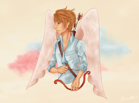 Cupid Cole by amiriteC