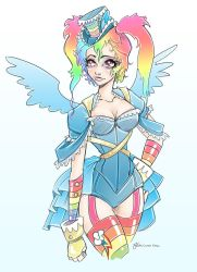 Rainbow Dash by NoFlutter