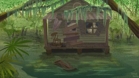 Swamp by ggns