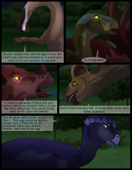 ReHistoric: Book 1: Page 16 by albinoraven666fanart