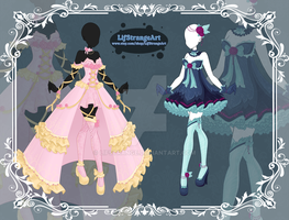 [Close]  Adoptable Outfit Auction 73-74 by LifStrange