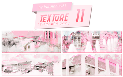 [SHARE] - PACK TEXTURE 11 by VanAnh3621