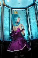 Cantarella,Project Diva 2nd- Hatsune Miku by Mm-miyoko