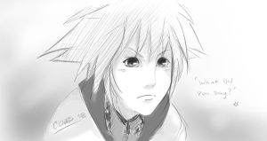 Sora Sketch2 by Chinchikurin
