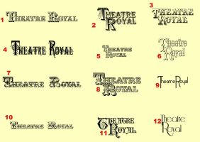 Helena-Fonts-Preview by Genesis2Revolution