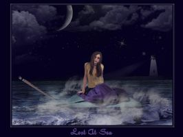 Lost At Sea by hurricanekerrie
