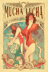 Mucha Lucha by mathiole