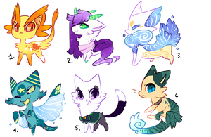 Old Designs Adopts OPEN by Yujuki