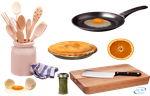 We will cook - PNG by lifeblue