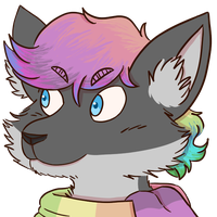 [COMMISSION] Nordlys Icon by DokGilda