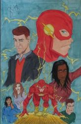 Team flash completed by andyosu20