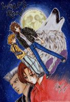 Wolf's Rain by attaC