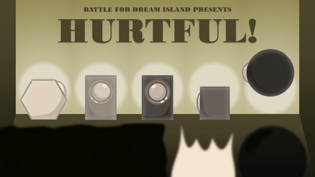 BFDI Fan-Made Title Cards - Hurtful! by GatlingGroink58
